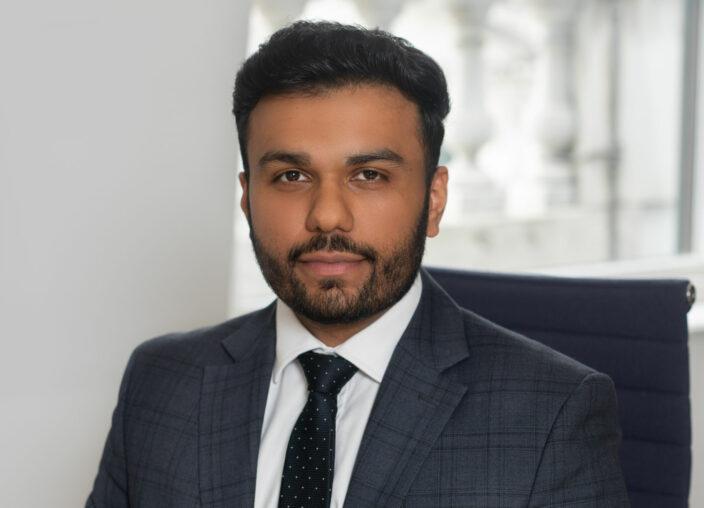 Kishan Pandya headshot